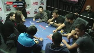"5ª Etapa Campeonato Paulista de Poker – ""CPH"" 500K Garantidos - Dia 2"