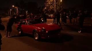 SOCAL VS NORCAL STREET RACING (1320 2018)