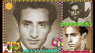*.G M DURRANI-Film-MADHUBALA-1950~Ye Duniya Bewafai Ki,Wafa Ka Raaz Kya Jane-[ lachiram-r krishan ]