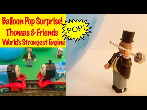 Xxx Mp4 Balloon Pop Surprise World S Strongest Engine Thomas And Friends Toy Trains 3gp Sex