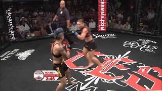 CES MMA XXIV: KALINE MEDEIROS Vs BRIGITTE NARCISE