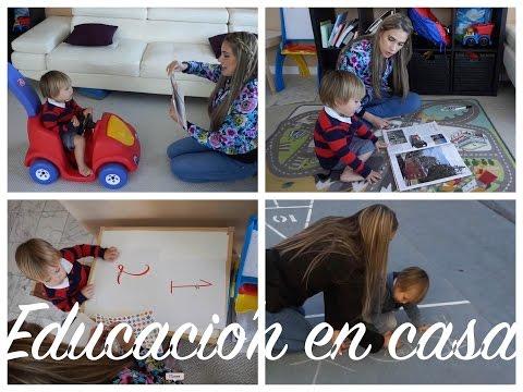 Educación en casa Carolina Ortiz