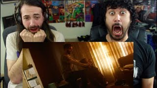 UPGRADE (2018) - Official RED BAND TRAILER REACTION!!!