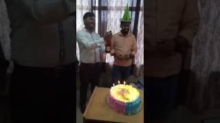 Karan Thakur Birthday celebration 17/07/2017