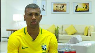 Papo Olímpico: Walace, meio-campo da Seleção na Rio 2016