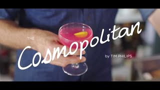 How to Make a Cosmopolitan Cocktail | World Class Drinks ft. Tim Philips