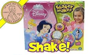 Disney Princess Shaker Maker, Cinderella and Snow White