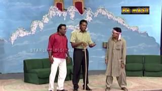 Best Of Amanat Chan and Lucky Dear Stage Drama Full Comedy Funny Clip