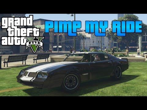 GTA 5 - Pimp My Ride #133 | Imponte Phoenix (Pontiac Firebird) | Car Customization!