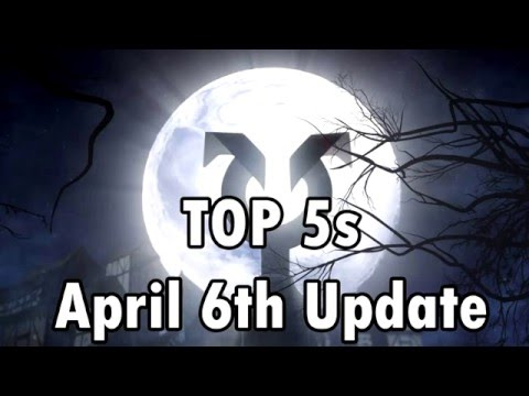Top 5 Cards and Snubs: OGW and SOI Update!