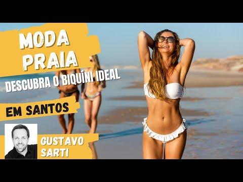 Programa do Gugu Super Praia da Moda em Santos