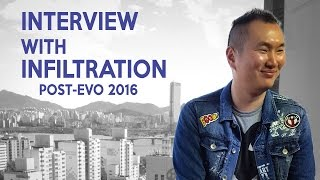 Interview with Infiltration Post-Evo 2016 [SFV Champion]