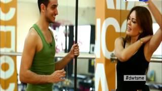 DWTS - Season 3 - Episode 1 - Carmen Lebbos |  رقص النجوم - الموسم الثالث - كارمن لبس