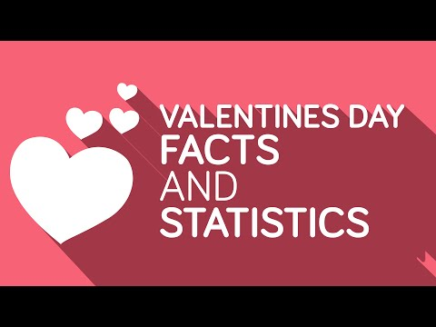 Valentine's Day Facts and Statistics