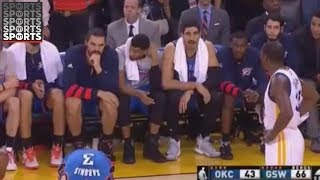 Enes Kanter Doesn