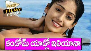 Ileana Replaces Kajal For Condom Ad....!!!