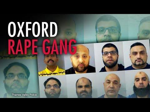 Xxx Mp4 UK Oxford Rape Gang Jailed For 90 Years Jack Buckby 3gp Sex