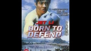 Chinese Action Comedy Movies|Jet Li Movies|Born To Defend|Full Movies Eng Sub