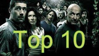 افضـــــل 10 مسلـــسلات أجنبية ننصحك بمشاهدتها Top 10 l