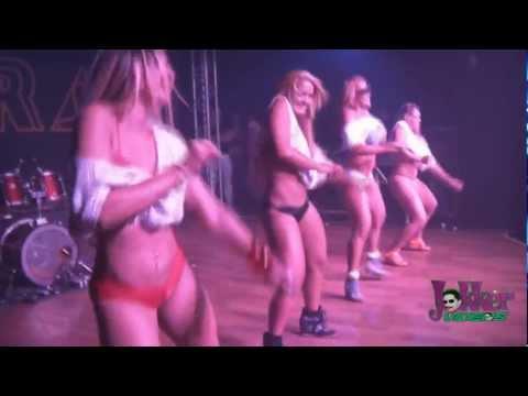 As Fogosas do Funk no Cabral