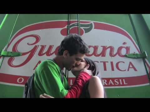 Beijo Técnico Gabriel e Ana