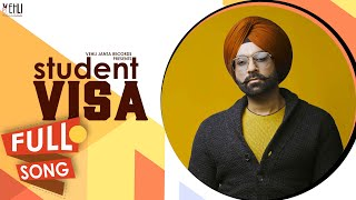 Student Visa (Full Song) | Tarsem Jassar | Latest Punjabi Songs 2016 | Vehli Janta Records