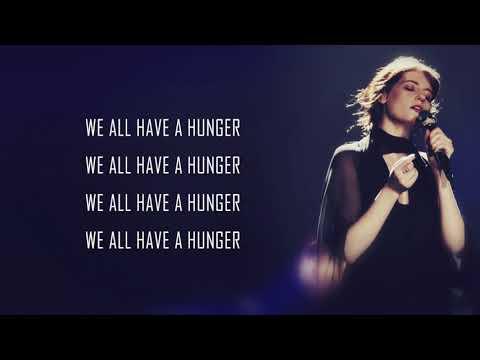 Hunger - Florence + The Machine Lyrics