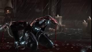 FATALITY (MORTAL KOMBAT X ) Leatherface