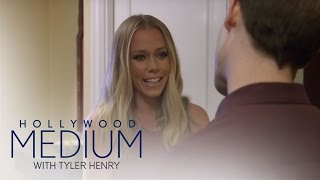 Will Tyler Henry Turn Kendra Wilkinson Into a Believer? | Hollywood Medium with Tyler Henry | E!