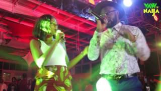 falz n simi perform at coke studio 4