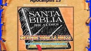 Apocalipsis 13 (audio)