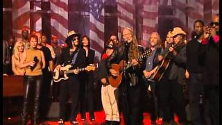 Willie Nelson and Ensemble - America the Beautiful (from