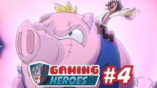 GAMING HEROES - HORRIFIC PARK - 3x04