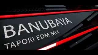 BANUBAYA BANUBAYA - (Tapori EDM MIX)- Dj Kiran Kolhapur & Dj Abk Production   Visuals By KARAN VFX