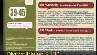 39 45 Pierre Dac chante à Londres, les autres à Paris
