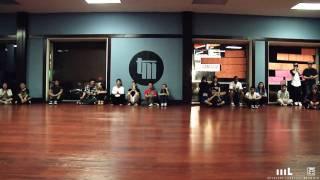 Shaun Evaristo and Lyle Beniga - Korean Night Workshop ( HD )