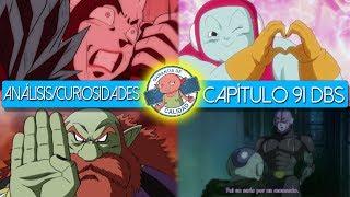 Súper Análisis y Curiosidades: Capítulo 91 Dragon Ball Super