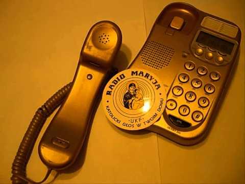 ŚWIETNY TELEFON DO RADIA MARYJA
