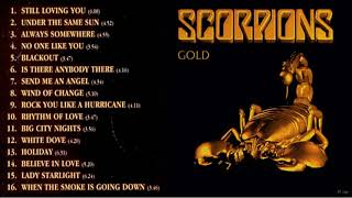 Scorpions Gold Ballads - The Ultimate Collection Full Album