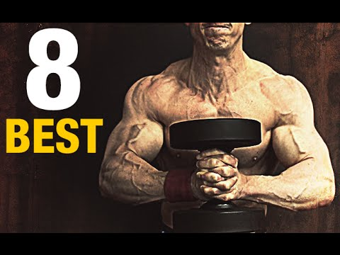 Download 8 Best Dumbbell Exercises Ever (HIT EVERY MUSCLE!)
