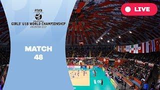 match 48 - 2017 FIVB Girls U18 World Championship