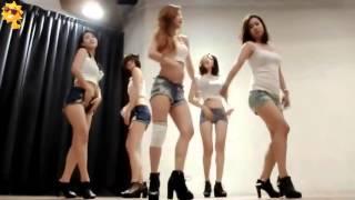 sexy Ella Cruz Dancing  New Thang  MILEY'S THE NAE NAE By sunny