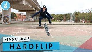 Como mandar hardflip | sobreskate