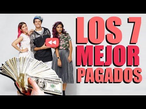 Xxx Mp4 Ellos Son Los 7 Youtubers MÁS RICOS De México Este 2017 3gp Sex