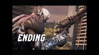 DARKSIDERS 3 Walkthrough Gameplay Part 22 - ENDING + Final Boss  (Let's Play Commentary)