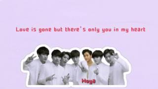 Infinite (인피니트)- Between Me And You (마주보며 서 있어) Color Coded Lyrics [Rom/Han/Eng]