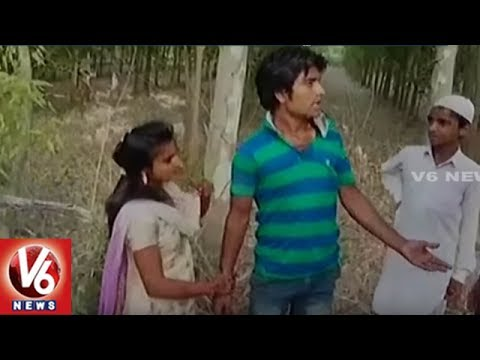 Xxx Mp4 Mother And Daughter Harassed By Eve Teasers In Uttar Pradesh V6 News 3gp Sex