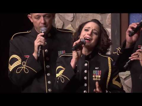 watch The United States Army Band's 2016 Holiday Festival