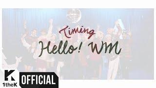 [MV] B1A4, OH MY GIRL(오마이걸), ONF(온앤오프) _ Timing(타이밍)