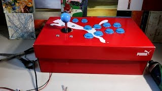 Build Your Own Budget Arcade Stick FULL GUIDE